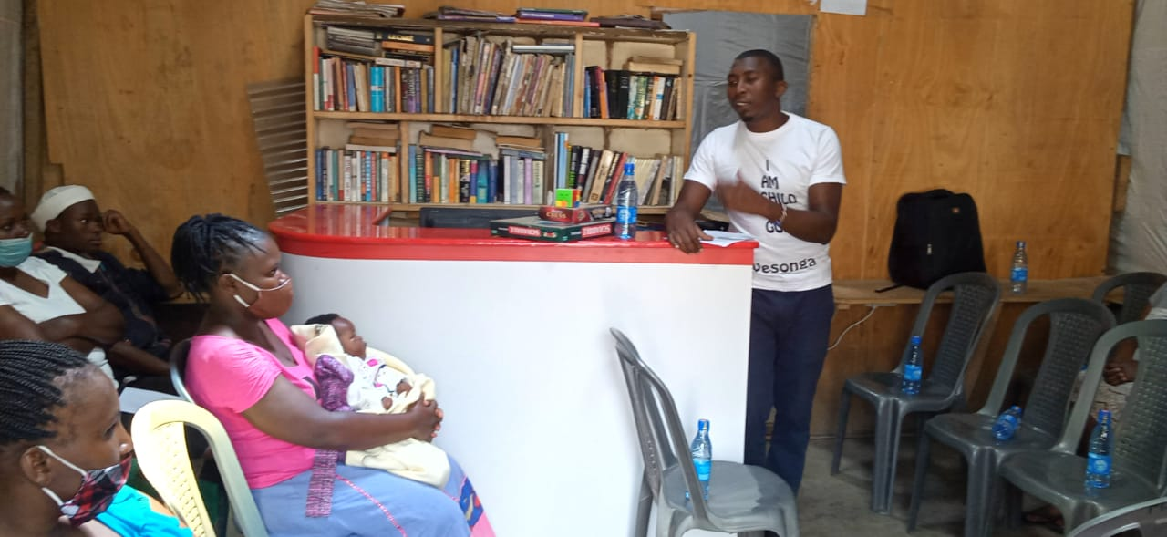 Mathare Community Library